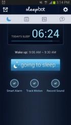 Going to sleep
